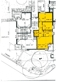 Grundrissplan 3 Zimmerwohnung links