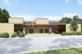 Visualisierung Doppeleinfamilienhaus Nordansicht