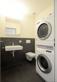 sep. WC mit Waschturm