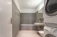 Bad-WC mit Waschturm