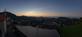 geniessen Sie den Sonnenuntergang auf der Terrasse