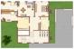 Erdgeschoss: 4 Zimmer-Wohnung
