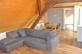 Dachgeschoss: Wohn- & Essbereich