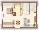 2 Zimmer-Wohnung Dachgeschoss