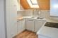 Dachgeschoss: Küche