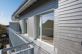 Balkon (Musterwohnung)