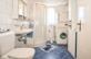 Maisonette: Gäste-WC mit Waschturm