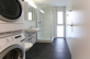 Dusche-WC mit Waschturm