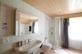 Dusche WC Lavabo