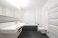 Bad-WC und Dusche