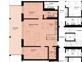 3.5 Zimmer-Wohnung 1.OG mitte