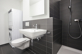 Sep. WC mit Dusche und Waschturm