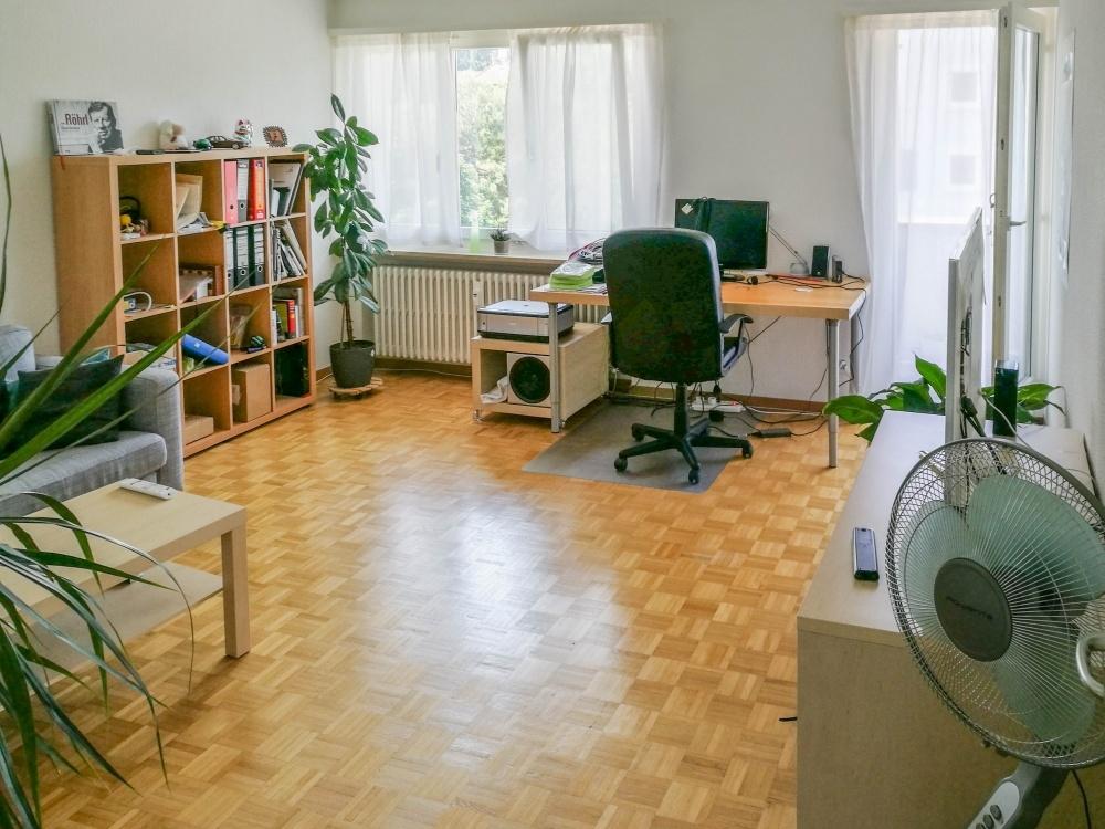 Miete: schöne Single-Wohnung