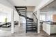 Offenes Treppenhaus als Blickfang
