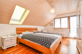 Schlafbereich Dachgeschoss