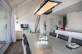 Offen gestalteter Wohnraum