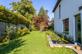 Garten mit Seerosenteich