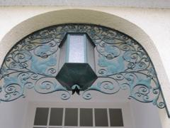 Detail Hauseingang