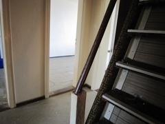 OG Flur mit Treppe Spitzboden