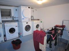 Waschmaschinenkeller