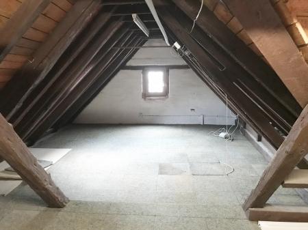 Dachspitz - nicht ausgebaut