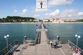 Seebrücke Binz groß