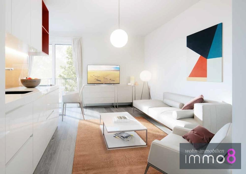 Wohnraum visuell