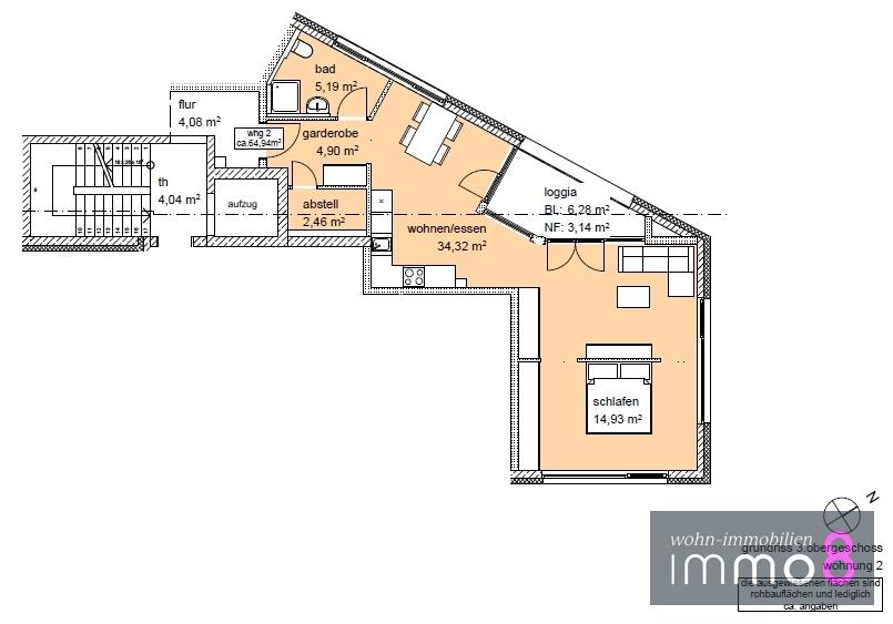 3.OG-Wohnung 2