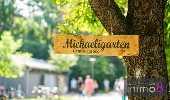 Einladung zum nah gelegenen Michaeligarten