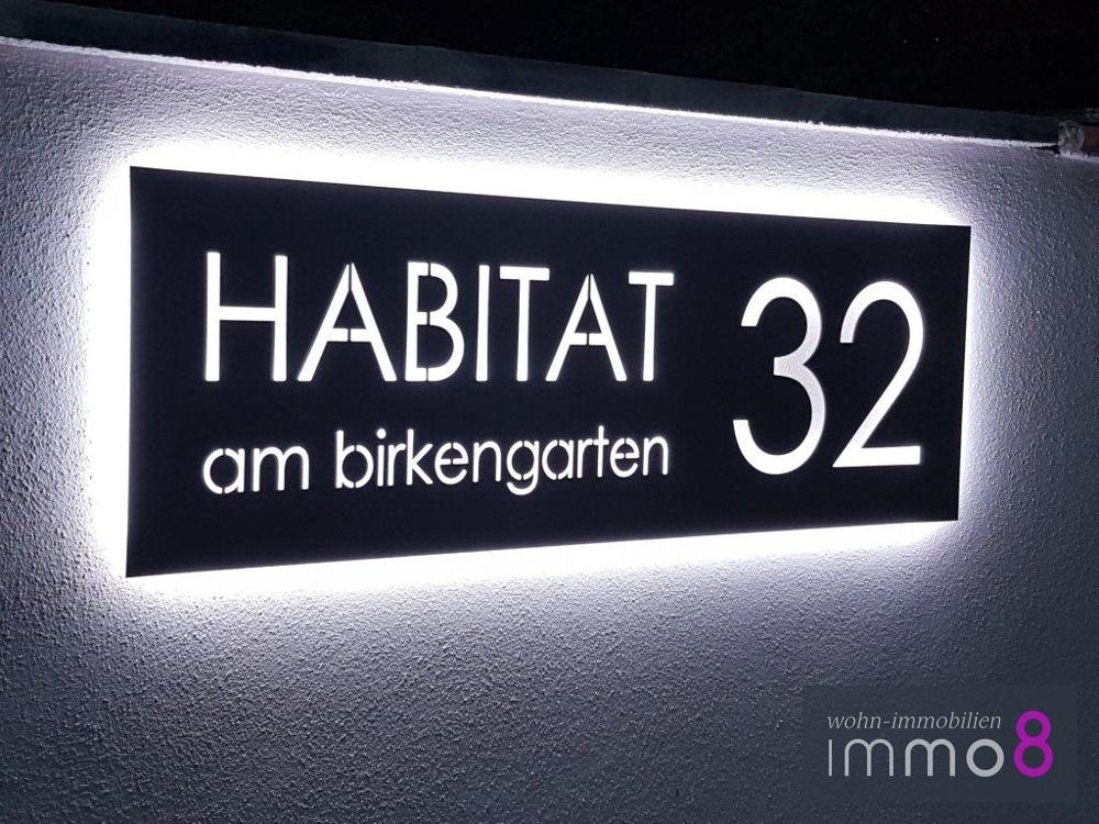 Habitat - Lebensraum