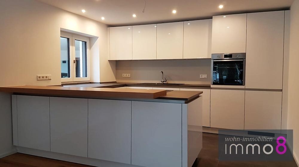 mit offener Küche gesamt auf über 45 m²