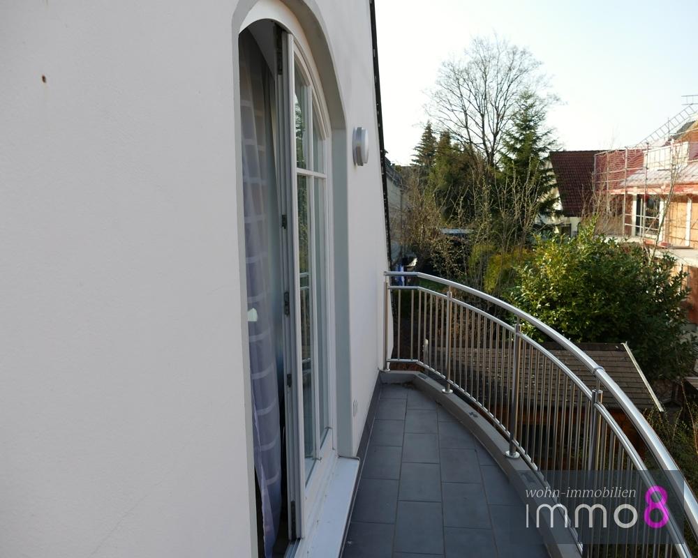 2. Balkon am Schlafzimmer
