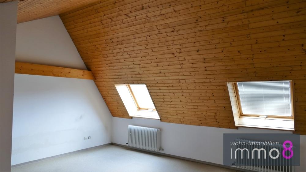 ausgebautes Dachgeschoss - Studio