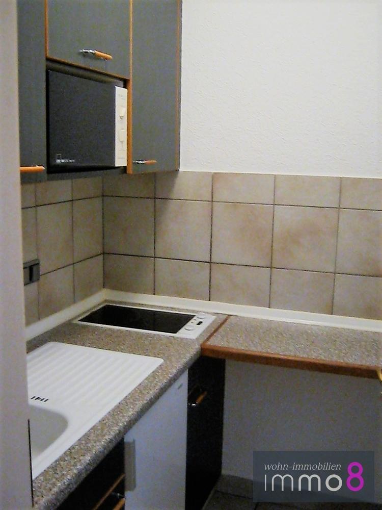 moderne - kleine, aber feine Einbauküche