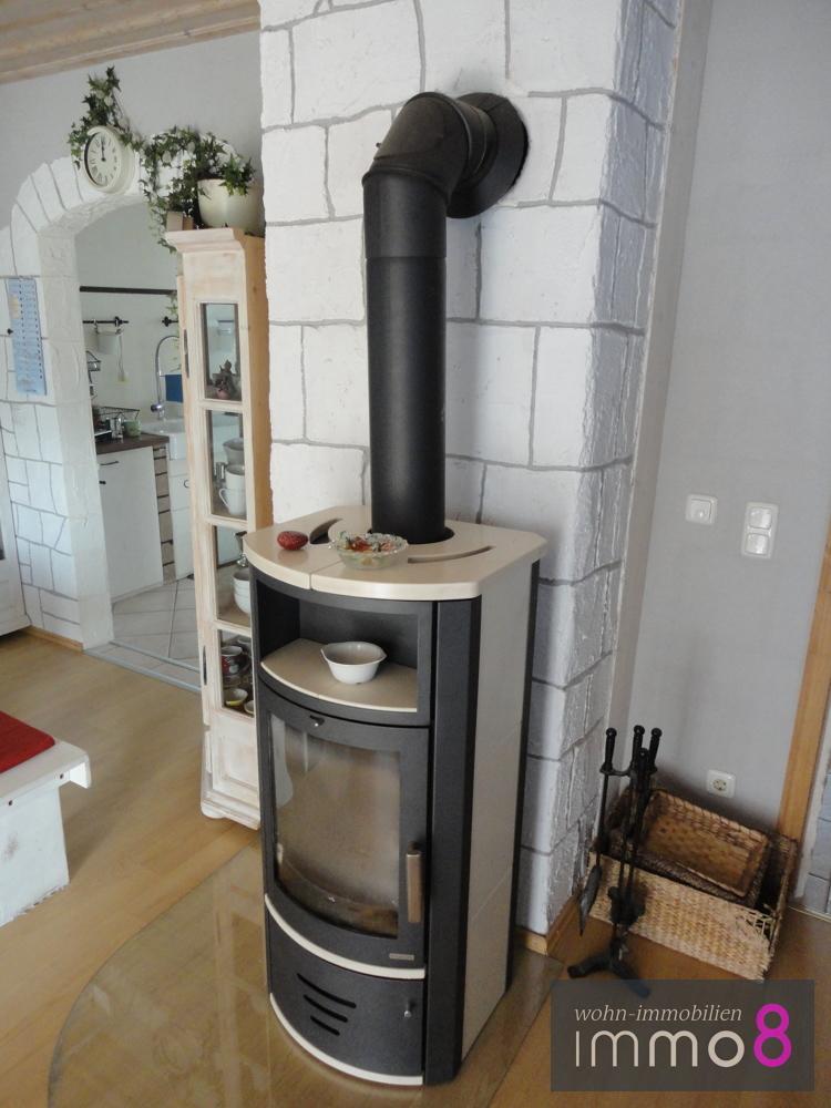 Wohlige Wärme im Wohnzimmer