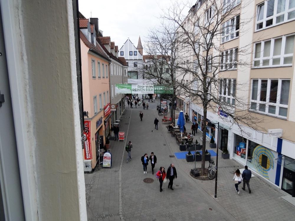 ... Richtung Ludwigstraße