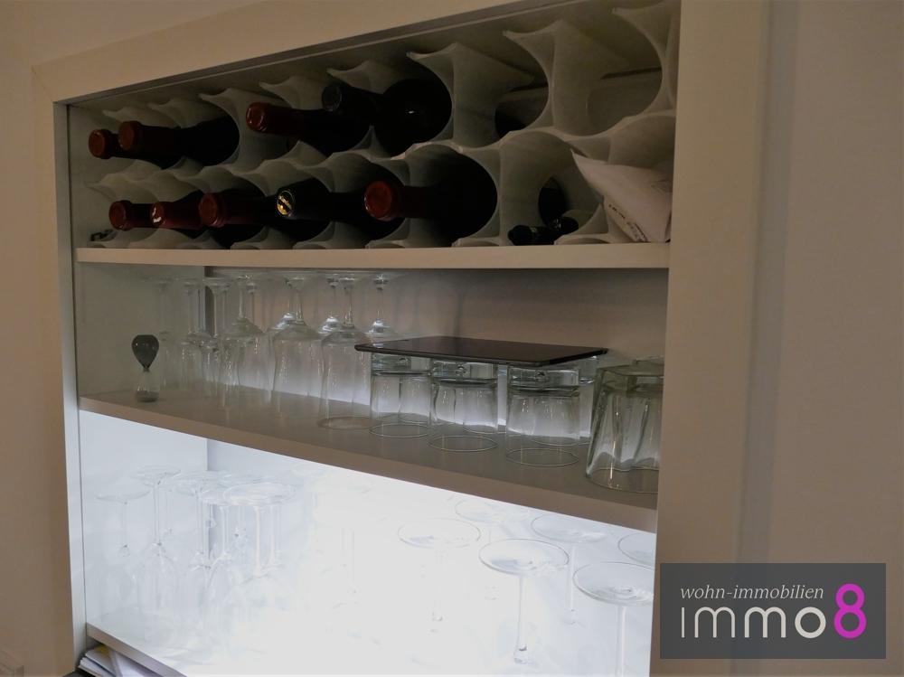 raffinierte Lichtquellen - Weinfreuden