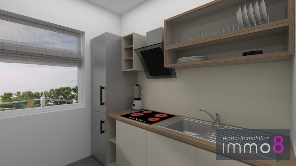 Küche OG Einliegerwg visuell
