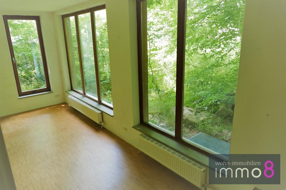 Atelier bodentiefe Fenster