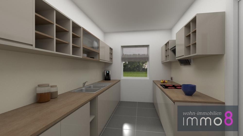 Küche EG visuell