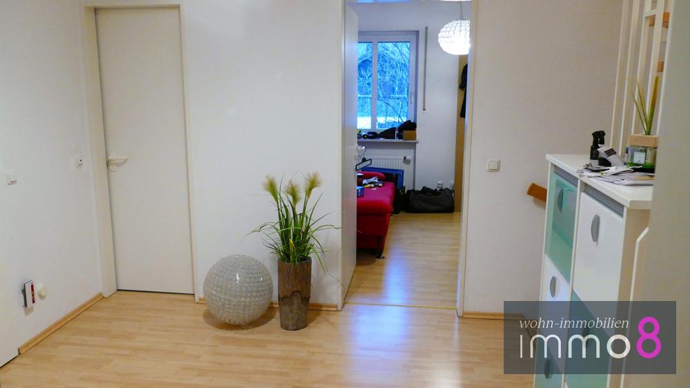 Raum und Platz auf jeder Etage