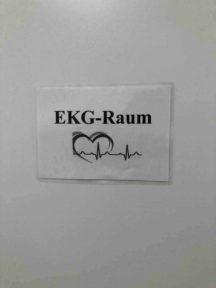 EKG Raum