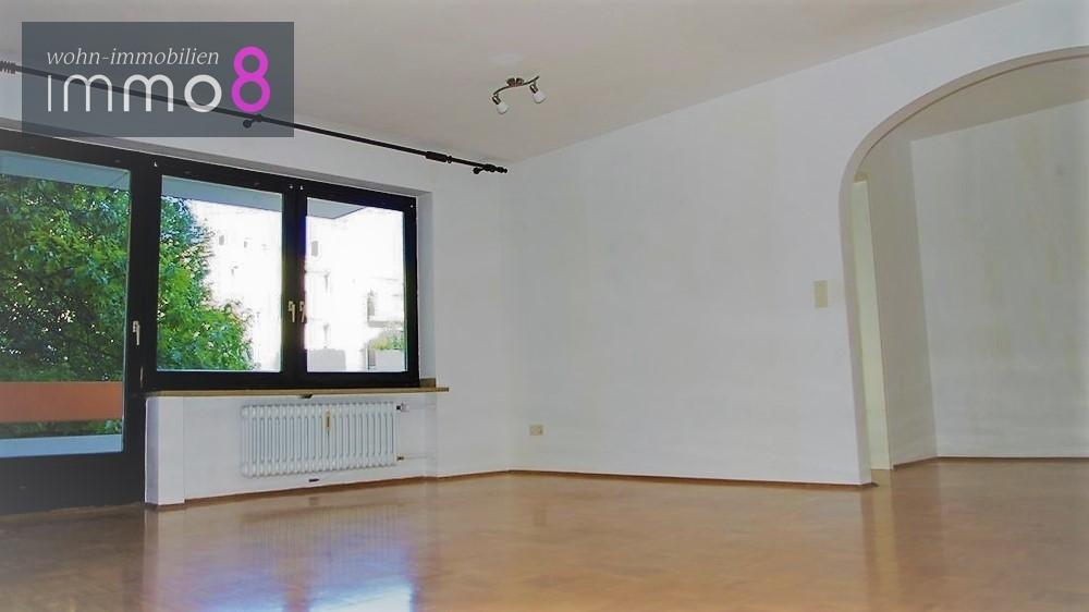 Wohnzimmer mit ca. 28 m²