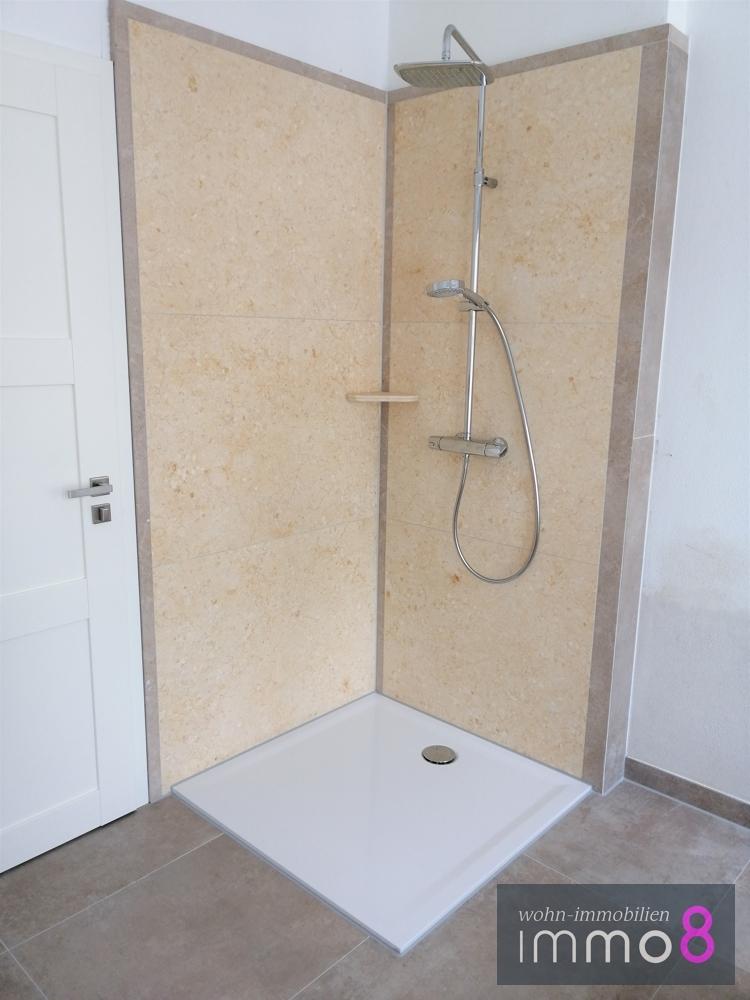stilvolle Dusche