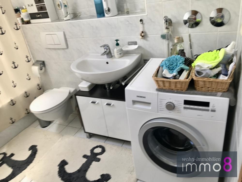 Waschmaschinenanschluß