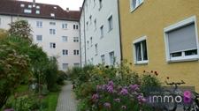 urbaner Innenhof