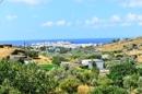Blick auf Tinos-Stadt