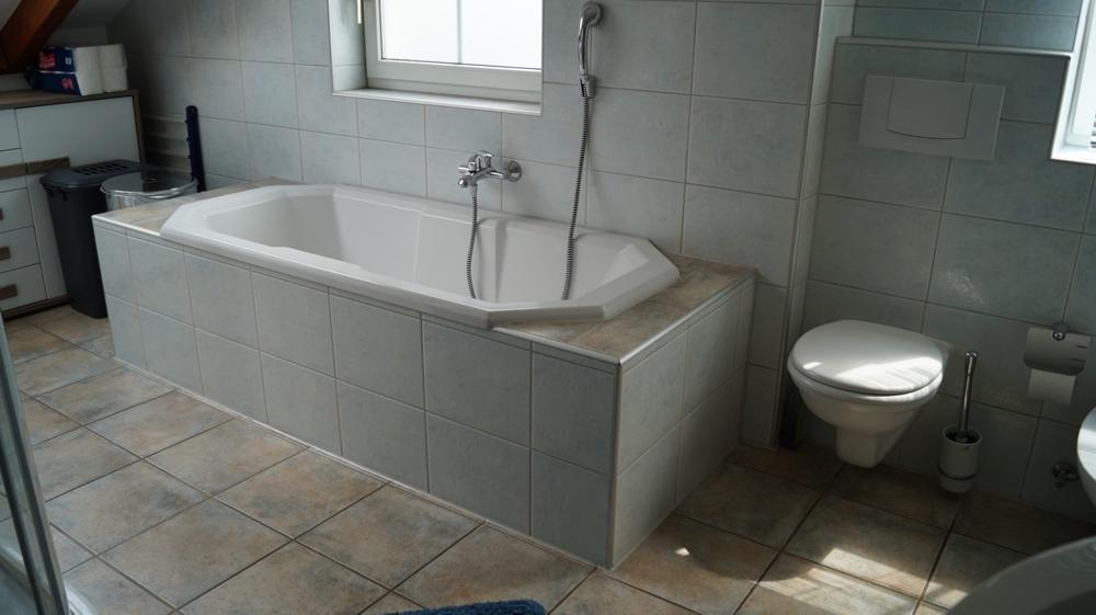 Bad Wane Dusche 2