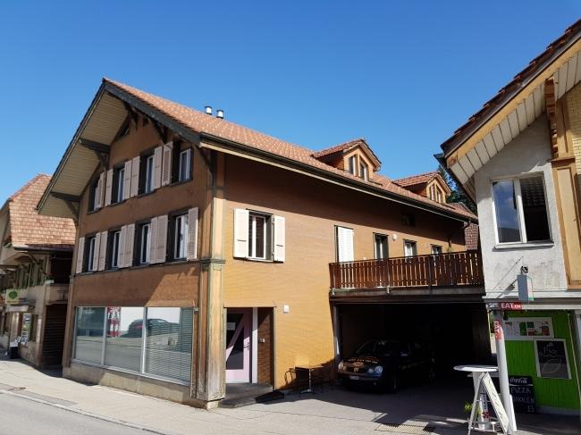 4 Familienhaus mit Coiffeur