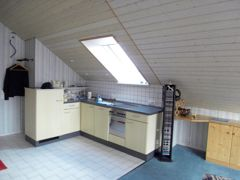 Küche im DG
